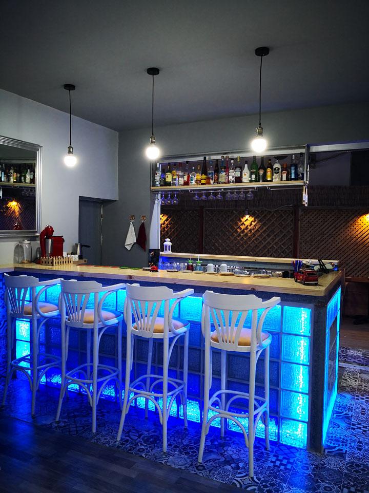 Thalia deco hotel Bar-in