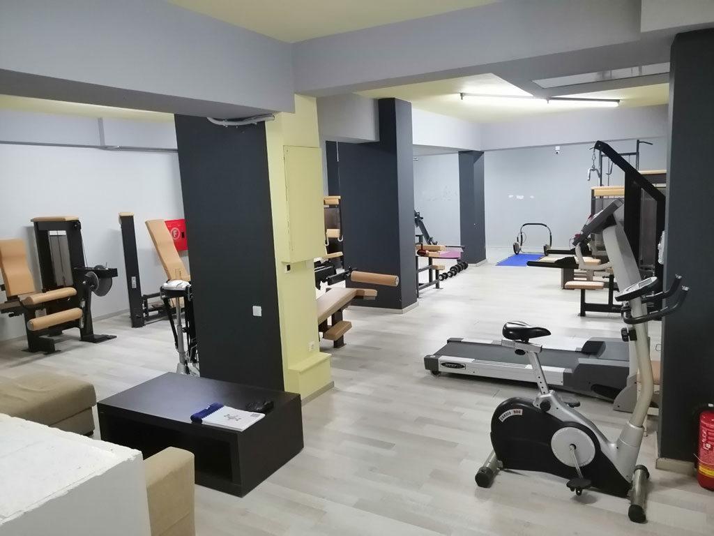 Thalia deco hotel Gym