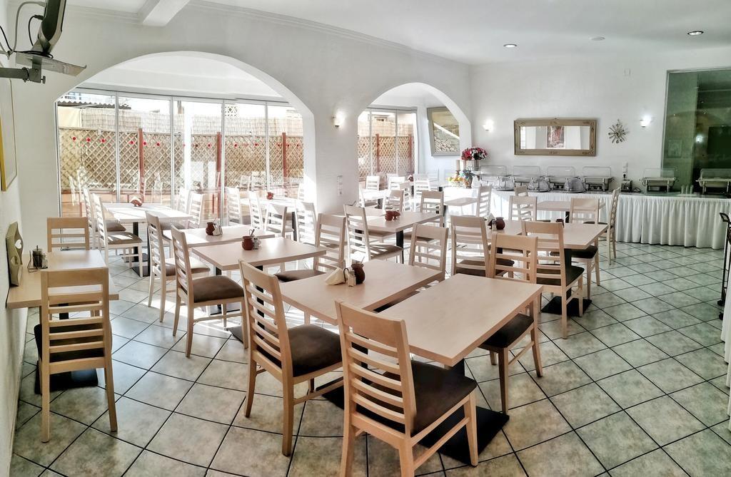 Thalia deco hotel restaurant
