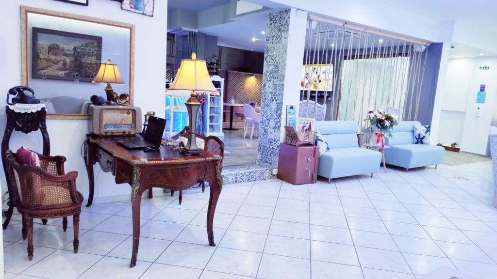 Thalia deco hotel in hersonnisos